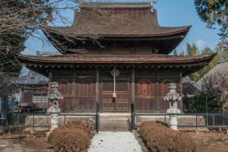 Seihakuji temple