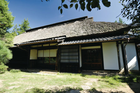 The Ueno house