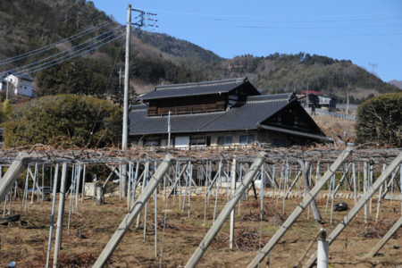 The Oomura house