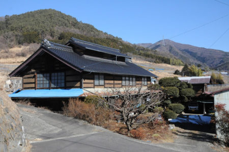 The Tsuruta house