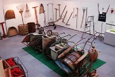 Katsunuma grape cultivation implements and wine production implements